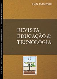 Tecnologias disponíveis para o processo de ensino e aprendizagem